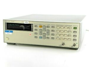 Agilent Hp Keysight 3324a 21 Mhz Synthesized Function sweep Generator