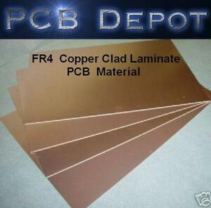 Copper Clad Laminate Pcb Printed Circuit Board Material Fr4 Cem Unclad No Copper