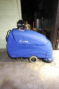 Clarke Encore L 28 Floor Scrubber Buffer Polisher Cleaner Vacuum