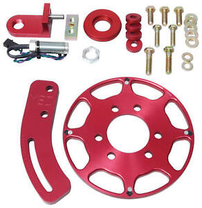 Msd 8610 Chevy Small Block 7 Balancer Crank Trigger Kit