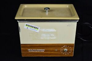 Health Sonics T 3 3 Dental Ultrasonic Cleaner Bath For Instrument Cleaning