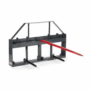 Ua 49 Hay Frame With Stabilizer Spears And Rack With Hitch Made In Usa