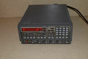 Tabor Electronics 50mhz Programmable Pulse Generator Model 8500