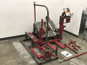 Coats Hit 5000 H2 Heavy Duty Tire Machine Large Tires Hit5000 Changer 3 Phase