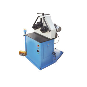 2hp Hv Ring Band Roller Pinch Roll Bender Bending Machine Pipe Square Round Flat