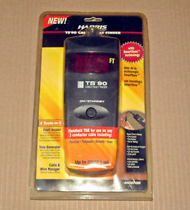 New Still Sealed Harris Ts90 Cable Fault Finder Model 26500 090