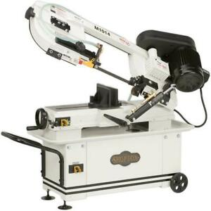 Shop Fox 7 X 12 Metal Cutting Bandsaw M1014