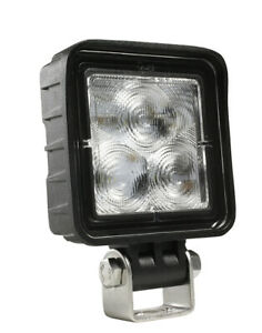 Grote Bz601 5 Britezone 2 5 Square Cube Led Work Light 775 Lumens