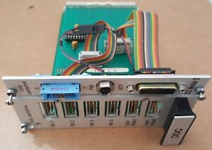 Leica Ddc Module From A Tcs nt Confocal Microscope Controller Crate 35095 78096