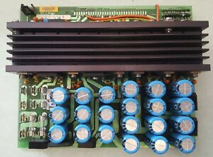 Leica Power Supply Board From A Tcs nt Confocal Microscope Controller Crate