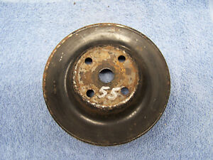 Mopar Single Groove Water Pump Pulley 5 7 8 X 1 1 4 Pn 3898907