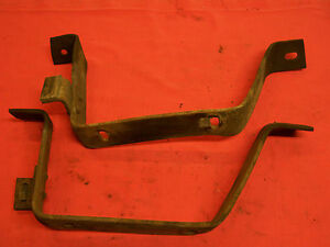 Mopar 66 67 B Body Wagon Rear Bumper Brackets Belvedere Coronet Satellite