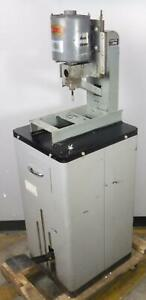 Pioneer Paper Drill Driller Hole Punch Machine With Accessories Tested