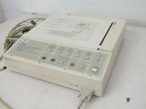 Hp Pagewriter 100 With Patient Cables
