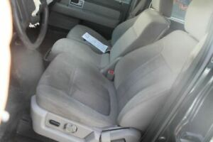 Driver Front Seat Bucket Captain Chair Cloth Fits 09 10 Ford F150 Pickup 643236