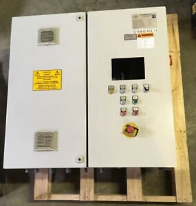 Rittal Industrial Control Panel Enclosure type 1 12 Isssue No A 2760 39x39x12