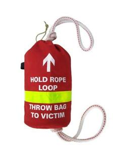 Water Rescue Throw Bag With 75 Ft Rope