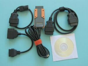 Xhorse Mvci For To Y Oty Mvci For Honda Hds For Volvo 3 In 1 Diagnostic Tool Usb