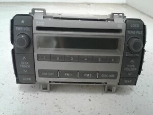 09 10 Toyota Matrix Am Fm Cd Player Radio Id 11820 Oem