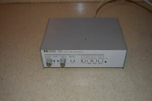 Hp Hewlett Packard Agilent Model 1142a Probe Control And Power Module
