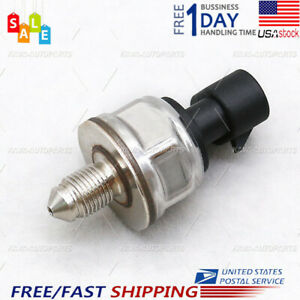 12635273 Fuel Injection Fuel Rail Pressure Sensor For Buick Cadillac Chevrolet