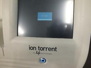 Life Technologies Ion Torrent Personal Genome Machine Pgm 7467 Dna Sequencer