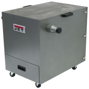 Jet 414700 Jdc 501 Cabinet Dust Collector For Metal 115 230v 1ph