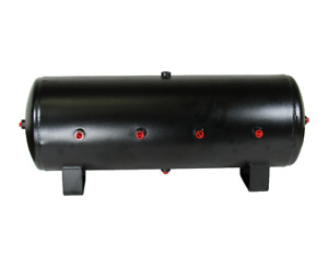 7 Gallon 8 3 8 Npt Port Steel Air Tank For Air Ride Suspension Made In Usa