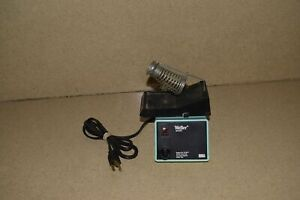 Weller Soldering Station Pu120t With Soldering Iron Holder