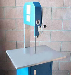 10 Meat Butcher Cutting Mincer Band Saw W Grinder Stuffer 3 4hp