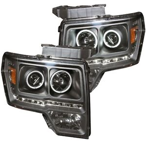 Anzo Usa 111298 Headlight Assembly Led Headlight Assembly Led