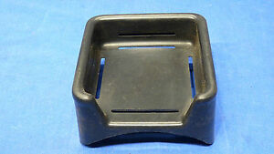 Blizzard 62142 B62142 Snow Plow Touch Pad Controller Plastic Seat Stand No Strap