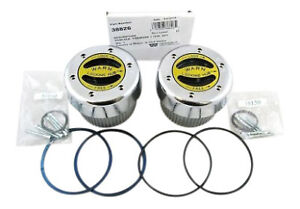 Warn 38826 Dana 60 Premium Manual Locking Hubs 30 Spline Gm Chevy Ford Dodge