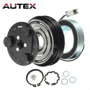 A C Ac Compressor Clutch Assembly Kit Fit 04 07 Subaru Wrx 02 05 Subaru Impreza