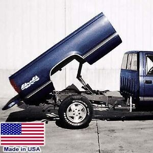 Pickup Bed Dump Kit For Chevrolet 1960 To 1987 2 Ton Capacity 4 000 Lbs