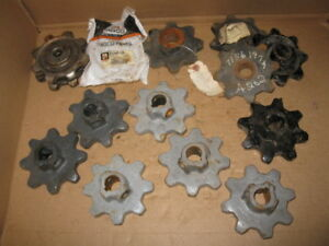 14 New Old Stock Gleaner Combine Gears R40 R50 R60 R70