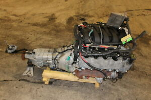05 Ford Mustang 4 6l Engine 5 Speed Manual Transmission Drop Out 97k Oem Lkq