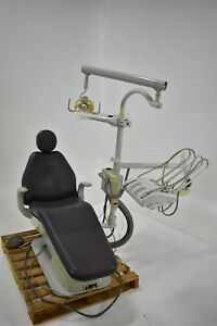 Summit Dental Systems sds Sds 3000 Dental Chair W Operatory Delivery Unit