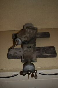 rt South Bend 14 Fourteen Lathe Cross Feed With Compound p36