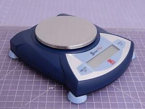 Ohaus Sp602 Scout Pro Digital Scale Portable Balance Scale 600 G X 0 01 G
