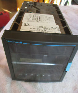 Honeywell Dpr100 Strip Chart Recorder Dp101 2 b 00 0 r 1 00000 000 e0