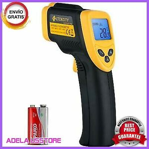 Etekcity Lasergrip non contact Digital Laser Infrared Thermometer Temperature