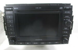 2007 Chrysler 300 Navigation 6 Cd Dvd Mp3 Player Radio 05064184ae Oem Rec