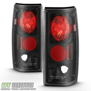 1982 1983 Chevy S10 Blazer Gmc Jimmy Sonoma Altezza Tail Lights Lamps Left right