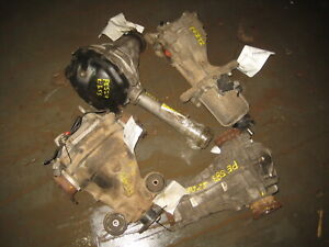 2016 2017 2018 Toyota Tacoma Front Carrier Assembly 3 91 Ratio 11k Oem