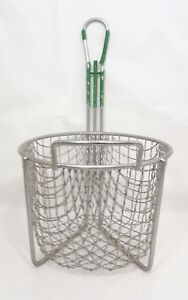 Commercial Grade Stainless Steel Fry Basket Dip Basket