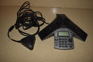 Polycom Soundstation Duo P n G2201 19000 001 Conference Phone gke