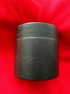 Snap On Tie Rod End Socket Most Cars And Some Trucks Wa14a