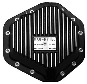 Mag hytec Gm 14 bolt Full Float 10 5 Rear Diff Cover Chevy Gmc 3 4t 1t 88 00