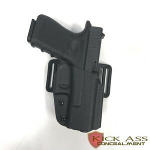 The Spectre OWB Holster for Glock 17  22  31 Pistols (Right Hand)